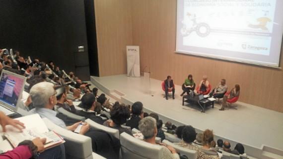 Los zaragozanos muestran su interés por la Economía Social y Solidaria