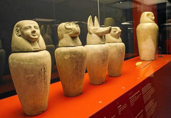 Los secretos de las momias egipcias al desnudo en CaixaForum
