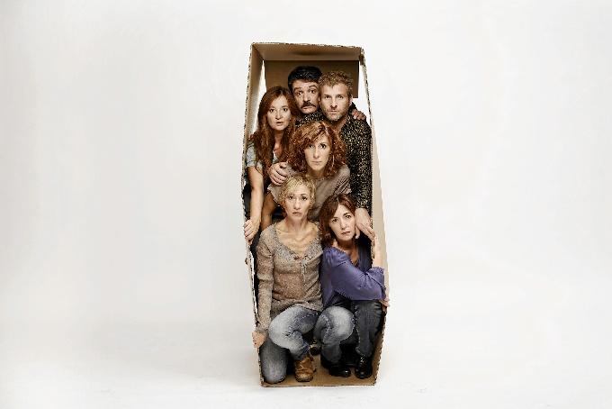 La última 'Aventura!' de T de Teatre, en Zaragoza