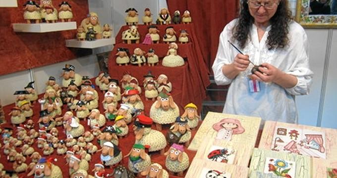 Artesanos aragoneses viajan a la Feria de Artesanía de Milán para mostrar sus productos
