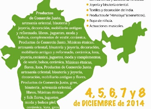 La ONG Estrella de la Mañana organiza del 4 al 8 de diciembre un mercadillo solidario