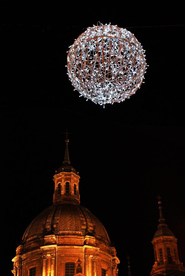 Zaragoza brilla con más fuerza esta Navidad