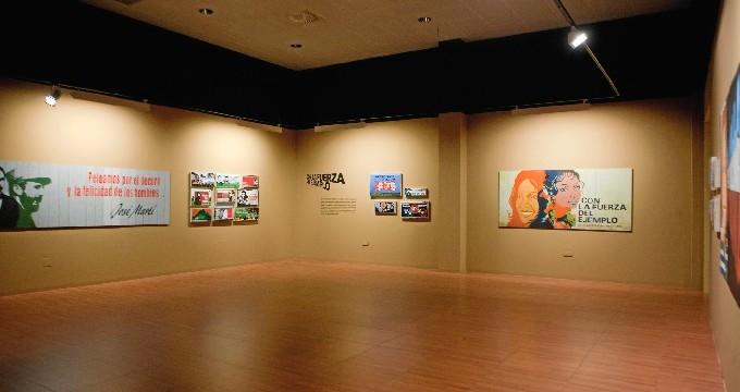 El Centro de Historias expone unas 100 vallas propagandísticas cubanas