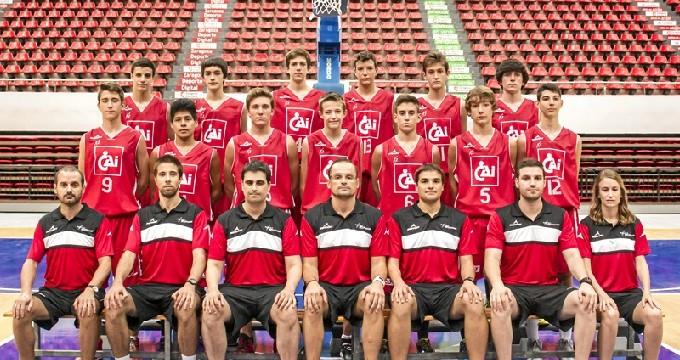 El CAI Zaragoza Cadete, presente en el V Torneo Fundación Leucemia y Linfoma de Madrid