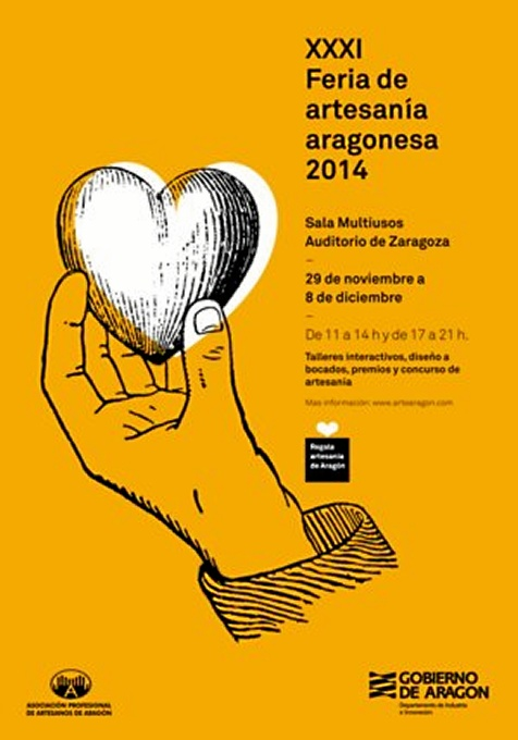La artesanía aragonesa se muestra en Zaragoza
