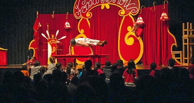 El sector del circo se hace un hueco en Zaragoza