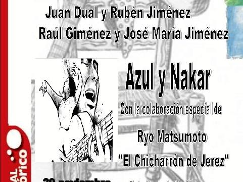 Artistas flamencos se dan cita en las Armas