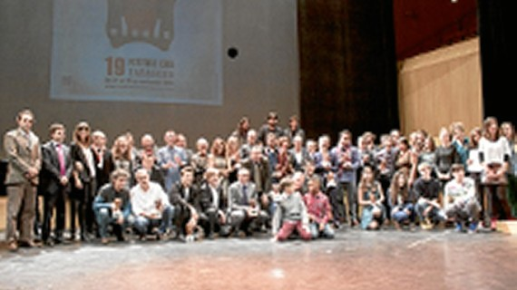 Javier Fesser, Daniel Monzón y Ricardo Gómez premiados en el Festival de Cine de Zaragoza
