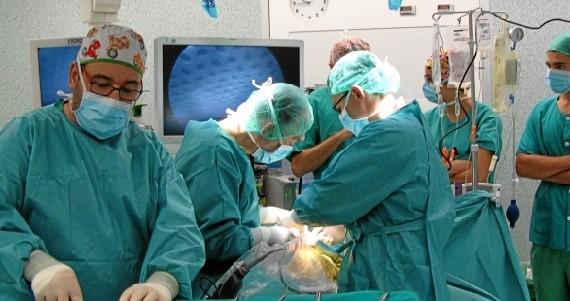 El Servet, centro de referencia europeo para la formación en técnicas quirúrgicas en cáncer de pulmón
