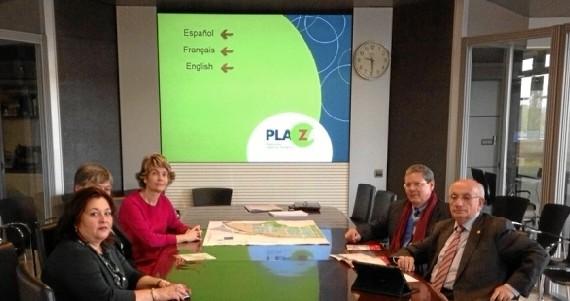 PLAZA es la plataforma logística más grande de Europa y una referencia a nivel internacional
