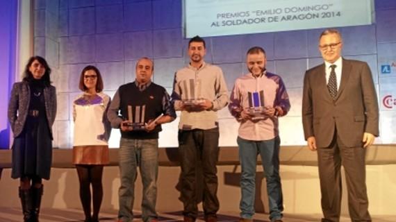 Premiados los mejores soldadores aragoneses