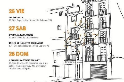 La Madalena acoge este fin de semana su especial SolstiZio acompañado del II Street Market