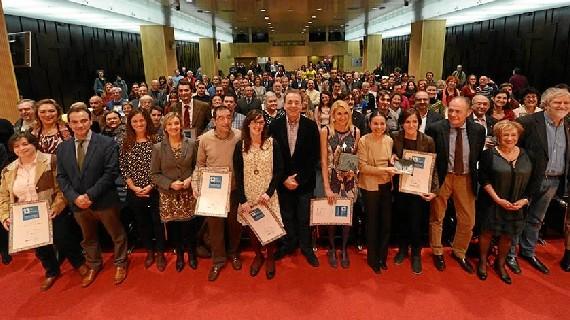 Otorgados los premios Ebrópolis