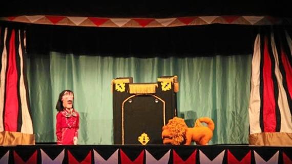 El pequeño (pero enorme) circo de Renato Carolini, en Zaragoza