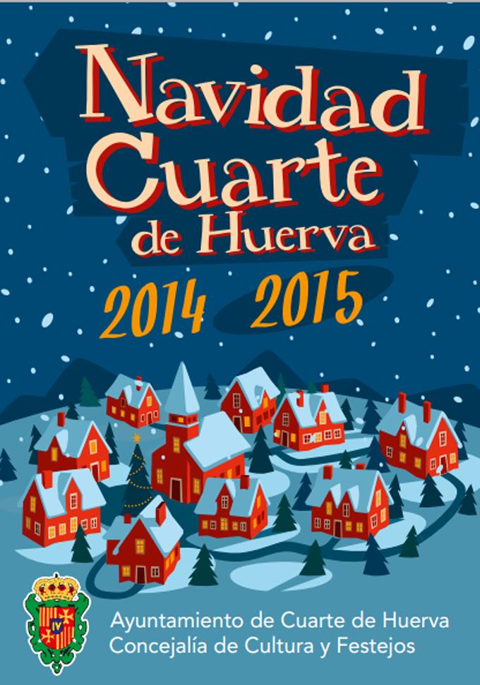 Cuarte de Huerva presenta sus actividades y eventos navideños
