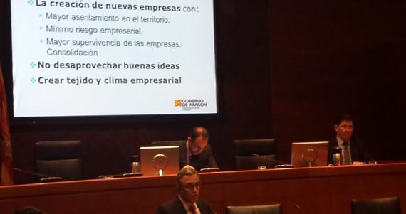 El programa de asesoría PAED genera 7.749 puestos de trabajo en Aragón desde 2001