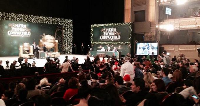 El cuarto premio cae en Calatayud, Alagón y Zaragoza capital