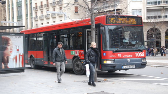 Las líneas de transporte interurbano incrementan sus viajeros en 1,9%