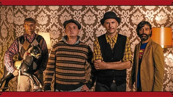 El grupo aragonés GEN presenta su quinto álbum: 'Qué Tramáis, Modernos (Del Caos Al Cosmos)'