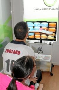 Determinados juegos de la Nintendo Wii ayudan a desarrollar habilidades motrices / Foto: AIDIMO