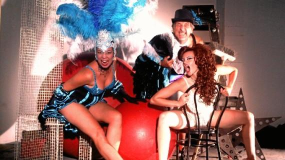 Humor, música y sensualidad de la mano de 'La Tremenda Cabaret'