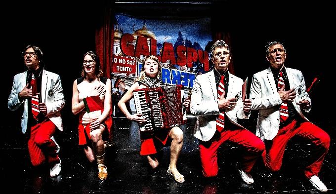 Llega a Zaragoza 'Liquidación por cierre': improvisación, música y humor
