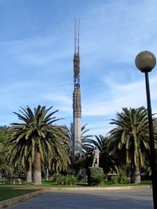 Parque del Tío Jorge de Zaragoza.