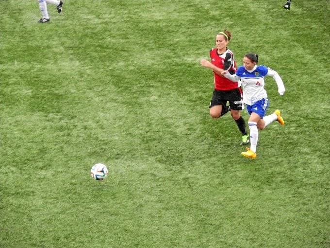El Futbol Tambien Se Juega En Femenino
