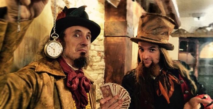 El sótano mágico inaugura un mundo de ilusionismo y fantasía en Zaragoza