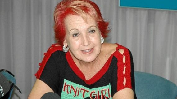 """Rosa María Calaf: """"Quiero estar en la primera línea de la información para hacer aquello en lo que creo"""""""
