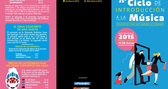 Los abonos del 35 Ciclo de Introducción a la Música estarán disponibles el 3 de diciembre