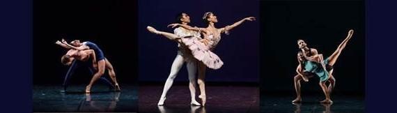 La coreógrafa aragonesa Carmen Roche pone en escena su último montaje: 'Timeless, de Pepita a Nacho Duato'