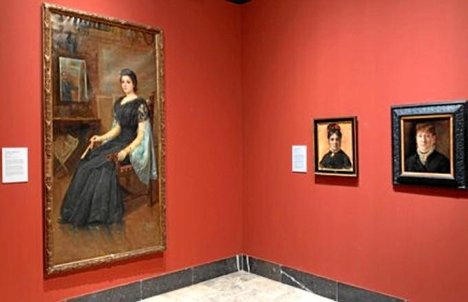 'Mujeres' en el Museo de Zaragoza
