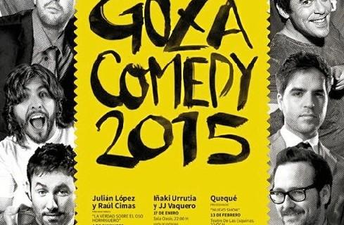Risas aseguradas con 'Zaragoza Comedy 2015'
