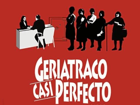El grupo teatral La Barranquilla presenta 'Geriatraco casi perfecto'