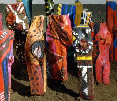 La creatividad femenina y los procesos de migración, en la exposición 'Tránsitos de Nahualli'