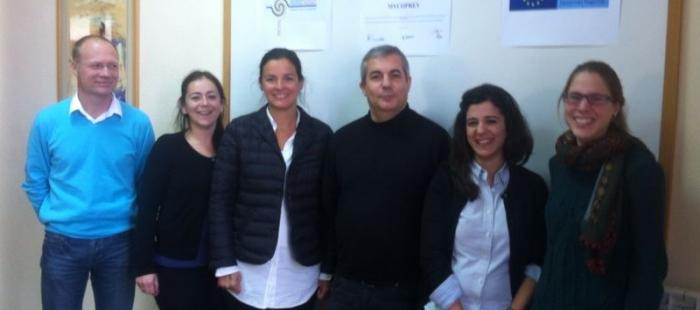 La fundación zaragozana Aula Dei lidera un proyecto europeo que previene la contaminación de los cereales