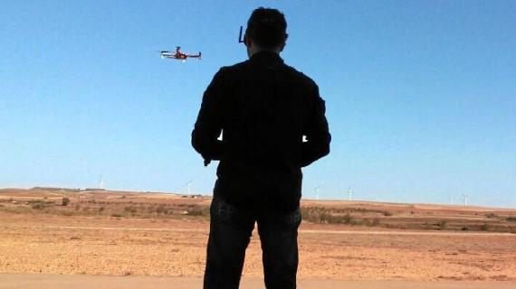 El profesorado de Formación Profesional se forma en pilotaje de drones