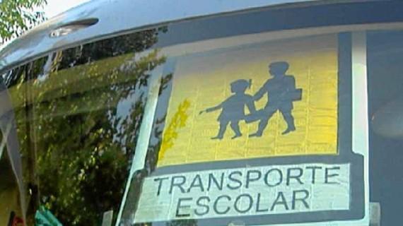 El transporte escolar es seguro en Zaragoza