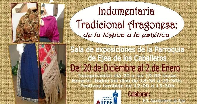 Una exposición de Ejea recoge la indumentaria tradicional aragonesa
