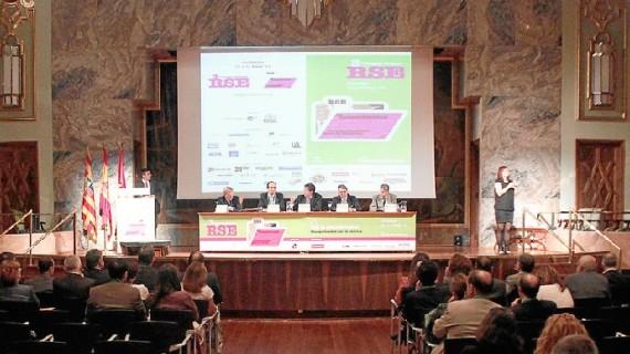 Zaragoza acogerá un año más el IV congreso nacional de Responsabilidad Social Empresarial