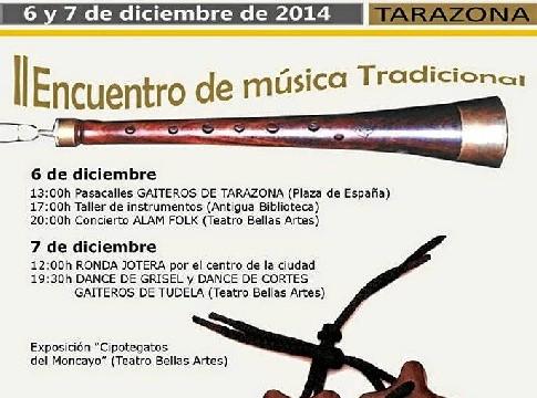 Tarazona prepara un puente de diciembre lleno de música y cultura