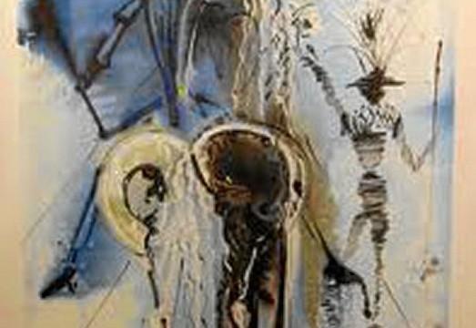 La exposición 'Salvador Dalí. Imágenes de historias' ha recibido 33.818 visitas en dos meses