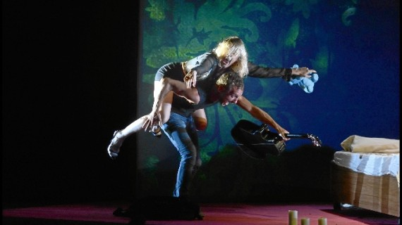 Llega a Zaragoza la obra teatral 'Desde Berlín'