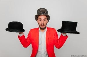 El humorista tiene pensado grabar un disco, lanzar un cómic y presentar un nuevo show en el año 2015 / Foto: Diego Peña