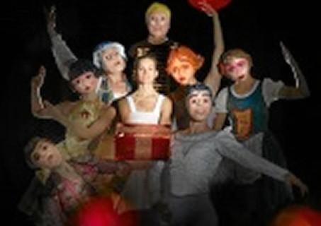 'El Cascanueces' cobra vida en un espectáculo de danza en El Principal