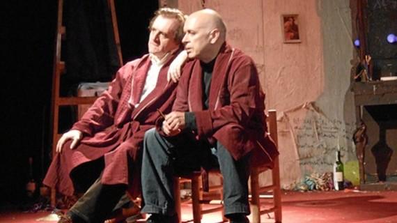 El dramaturgo y director aragonés Rafael Campos presenta sus dos nuevas obras