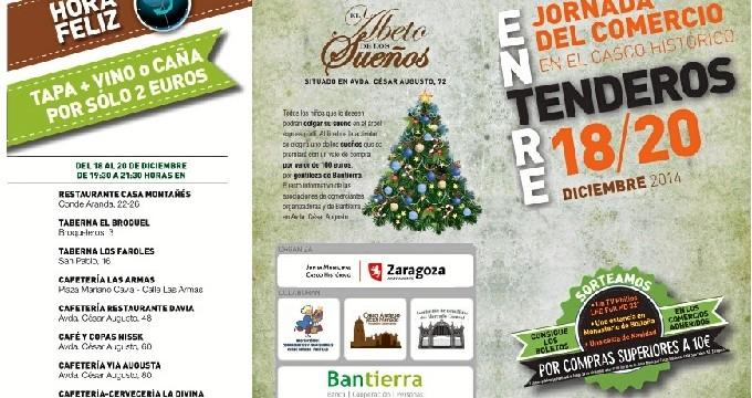 El Casco Histórico celebra 'Entretenderos' con ofertas, actividades y sorteos