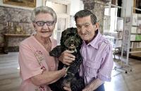 El programa 'Fieles compañías' facilita la adopción de mascotas a las personas con ayuda domiciliaria