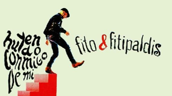 Fito & Fitipaldis actúa en Zaragoza para presentar 'Huyendo conmigo de mí'